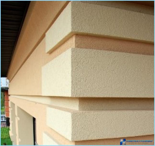 Intonaco decorativo per scarabeo di corteccia delle pareti