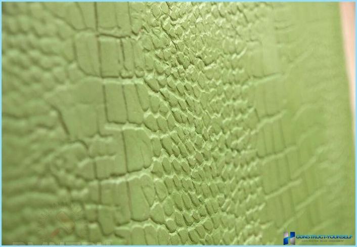 Silikāta-silikona dekoratīvais apmetums