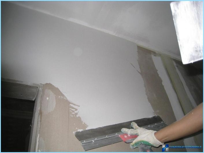 La differenza tra intonaco e stucco murale