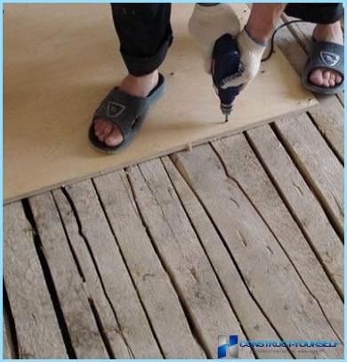 DIY linoleja ieklāšana, soli pa solim