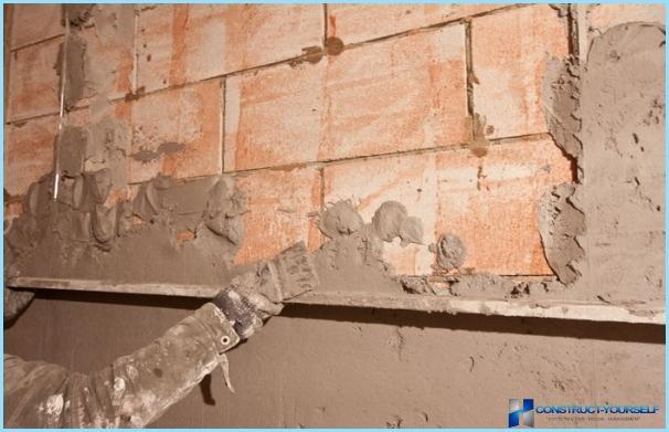 Sådan fremstilles cementkalkpuds