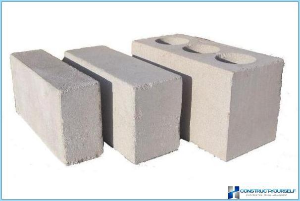 Mattone di silicato: dimensioni, peso