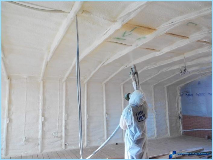 Isolamento termico delle stanze