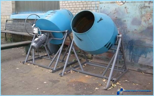 Come scegliere una betoniera
