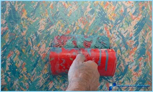 Pittura murale strutturata fai-da-te