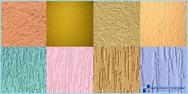 Teksturēta krāsa iekšdarbiem, atsauksmes, foto
