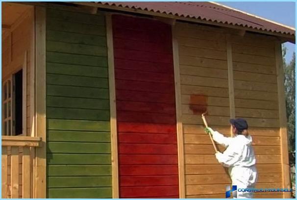 Come scegliere una vernice per uso esterno
