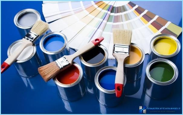 Pittura inodore ad asciugatura rapida per interni
