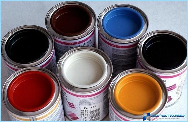 Caratteristiche tecniche della vernice a dispersione acquosa, differenze dalla vernice a base d'acqua