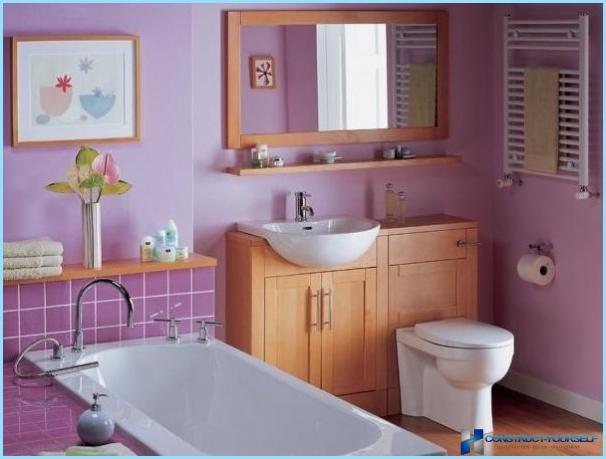 Cosa scegliere una vernice per bagno inodore