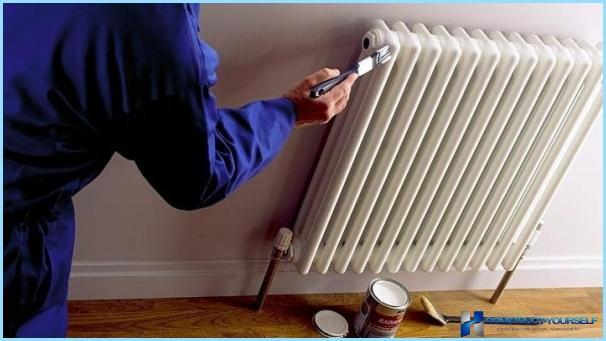 Varmebestandig maling til metal og rust