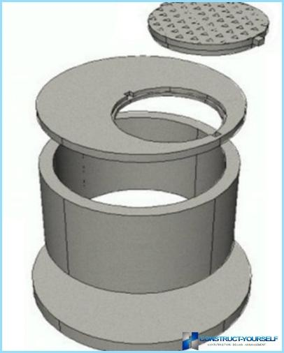 Залізобетонні кільця: технічні характеристики, розміри, обсяг