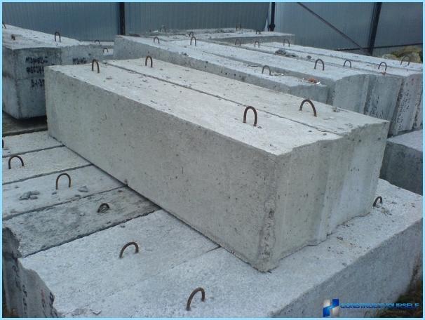 Врсте армирано-бетонских конструкција