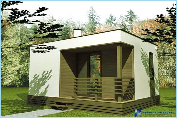 DIY beluftet betonbadhus