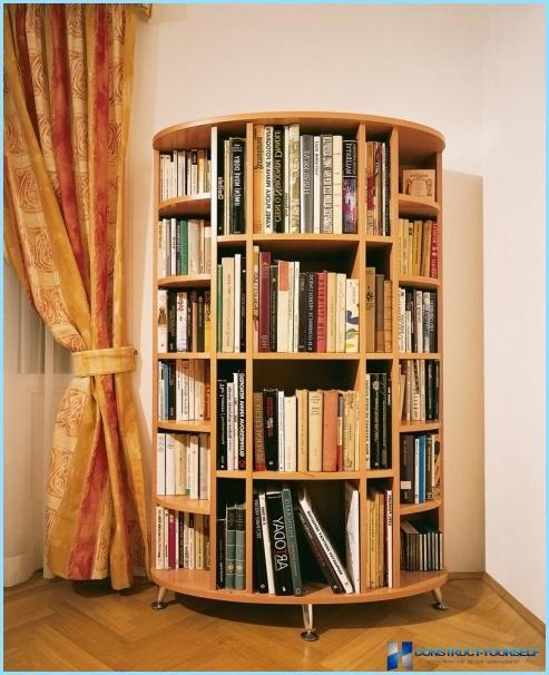 Libreria a parete