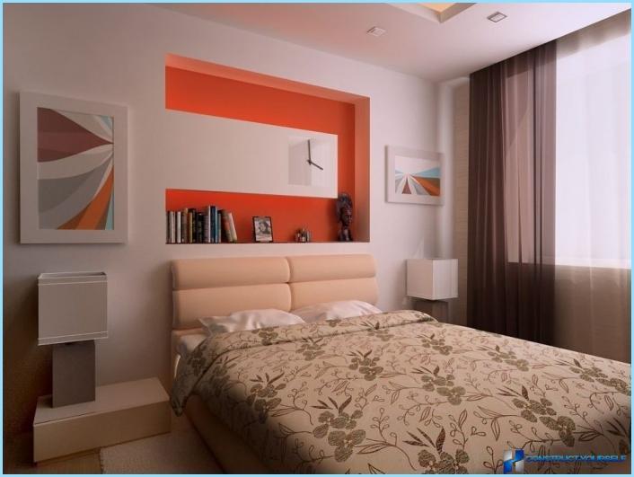 Design di nicchia nel muro