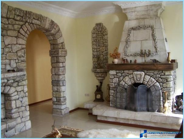 How to make an arch in a doorway