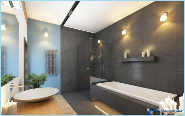 Badeværelse belysning