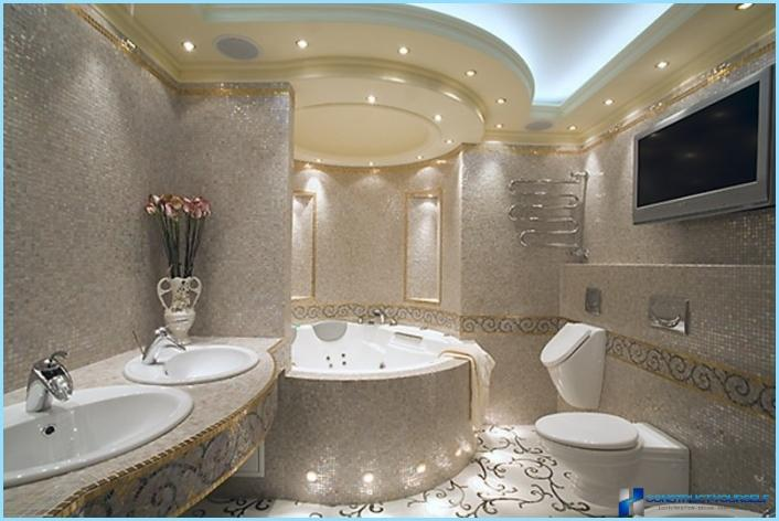 Yhdistetty kylpyhuoneprojekti
