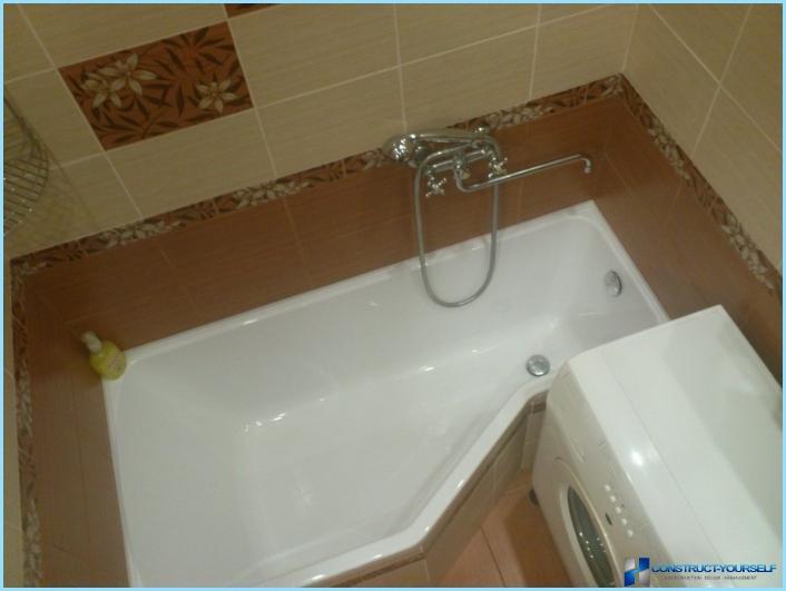 Moderne reparationsideer til et kombineret badeværelse