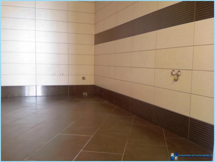 Modern renovation small bathroom