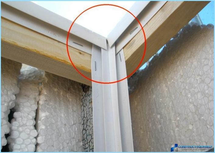 Tee-se-itse-WC-sisustus muovipaneeleilla