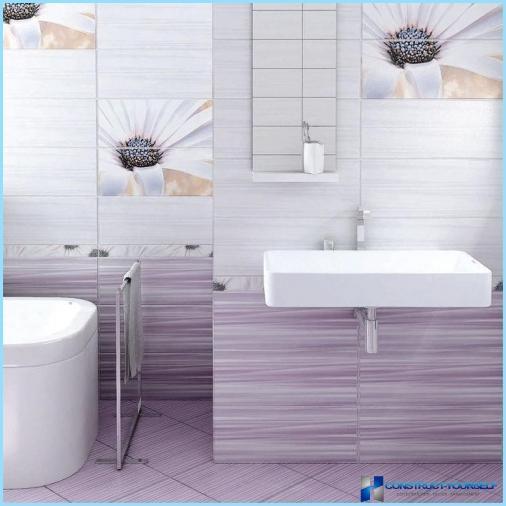 Russian tile for bathroom