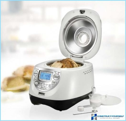 Appliances for the kitchen, interesting and useful