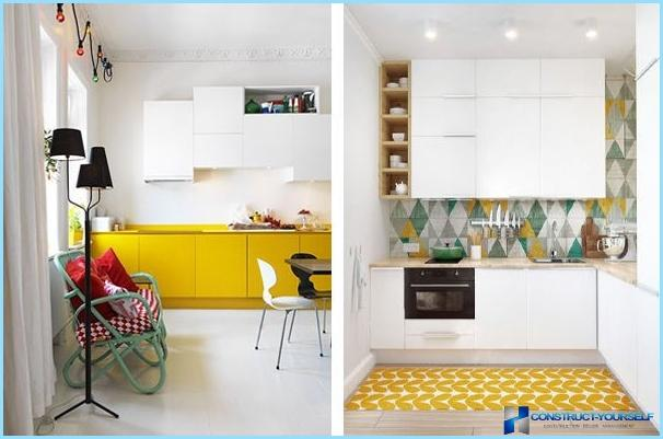 Design white kitchens