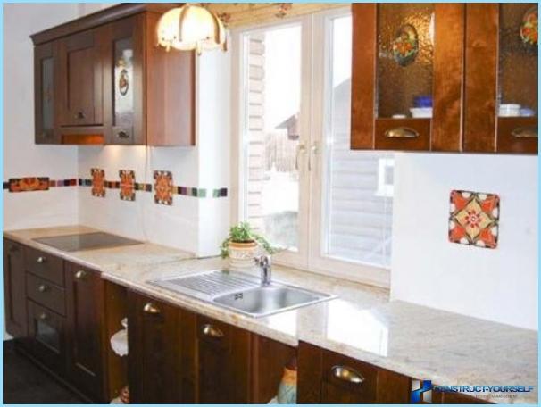 Cucina design con lavavetri