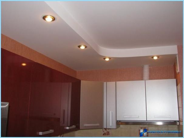 Progettare soffitti fotografici in cucina