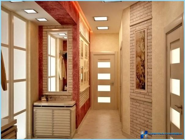 What Wallpaper to choose for a small hallway
