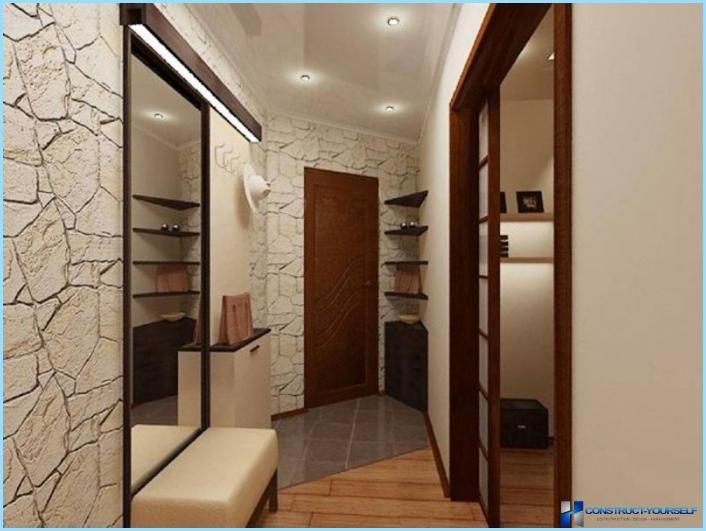 Design del corridoio