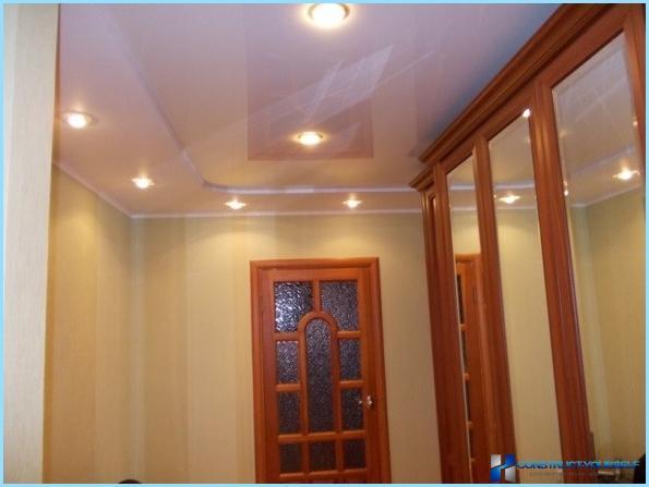 Design piccolo corridoio fai-da-te