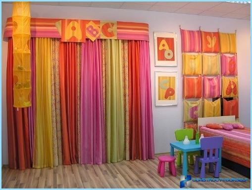 Hoe maak je een raam mooi in een kinderkamer
