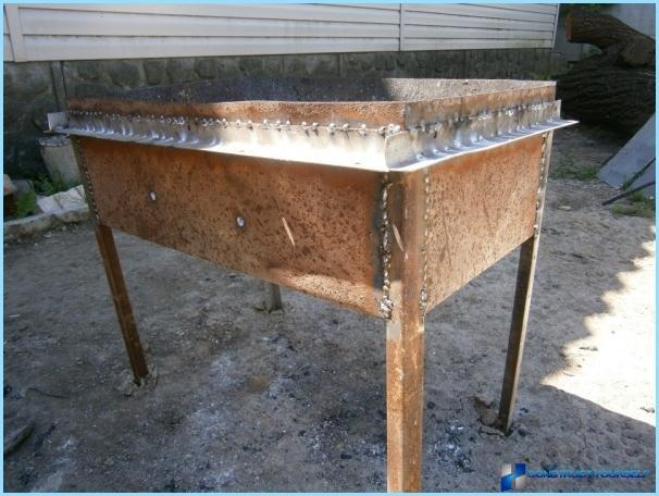 DIY-grilli