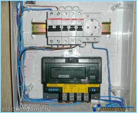 Kuinka valita sähköinen paneeli asunnolle