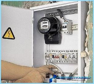 How to select a switchboard for the apartment