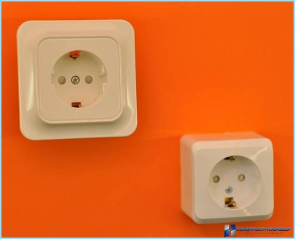 How to connect electrical outlet