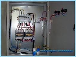 Come collegare il generatore alla casa