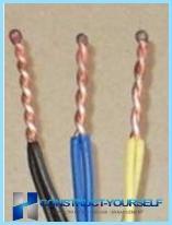 Comment connecter les fils électriques