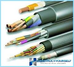 How to choose an electric cable and wire