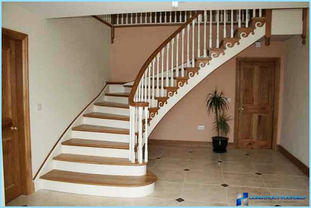 DIYコンクリート階段