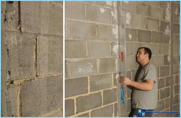 Quanto intonaco è necessario per 1 m2 di muro