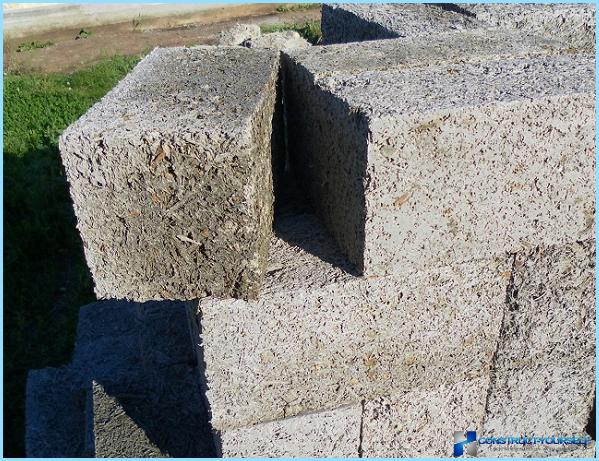 Vai ir izdevīgi izgatavot arbolīta blokus mājās
