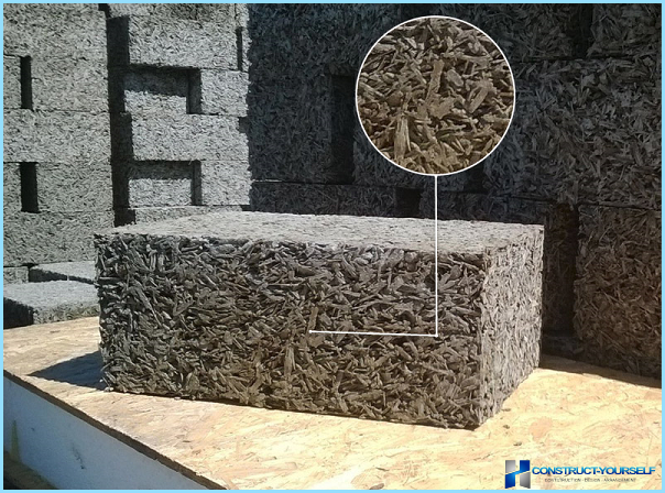 Produzione di blocchi di calcestruzzo in legno: attrezzature e tecnologia
