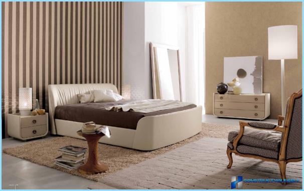 Kā izvēlēties tapetes guļamistabā