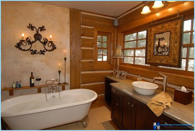 Hvordan man laver et badeværelse i et træhus