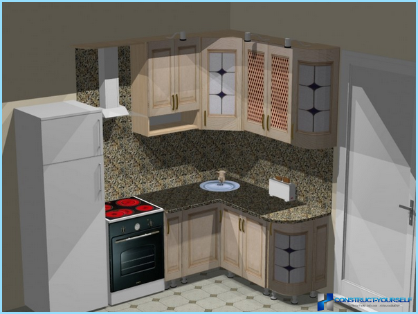 Modulopbyggede køkkener økonomiklasse