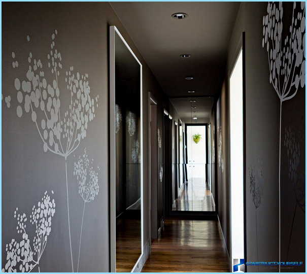 How to choose Wallpaper for hallway and corridor